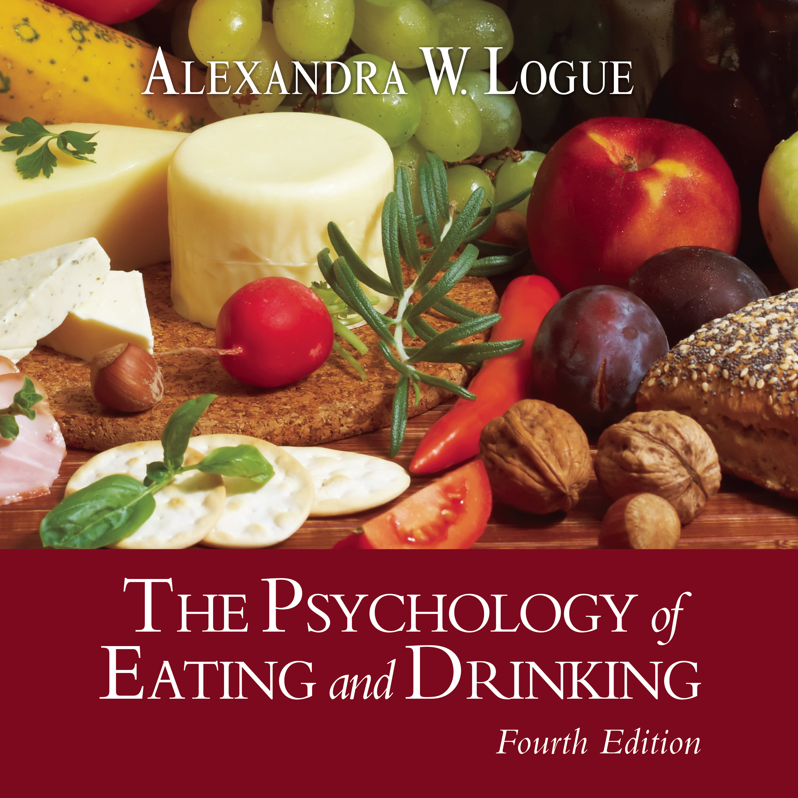 Printable The Psychology of Eating and Drinking Fourth Edition Audiobook Cover Art