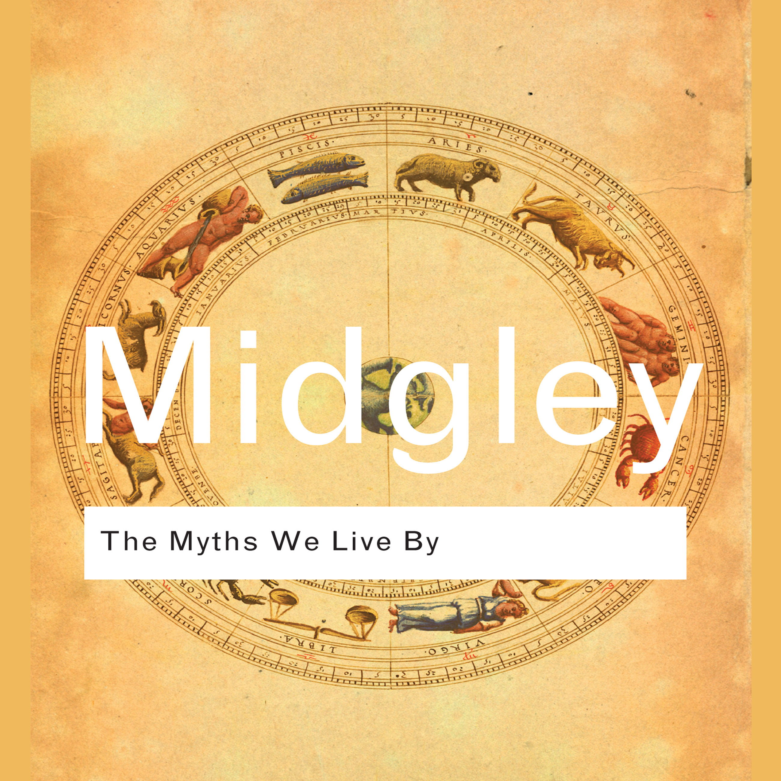 Printable The Myths We Live By Audiobook Cover Art