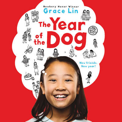 The Year of the Dog Audiobook, by Grace Lin