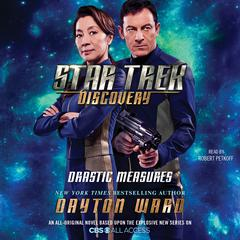 Star Trek: Discovery: Drastic Measures Audiobook, by Dayton Ward