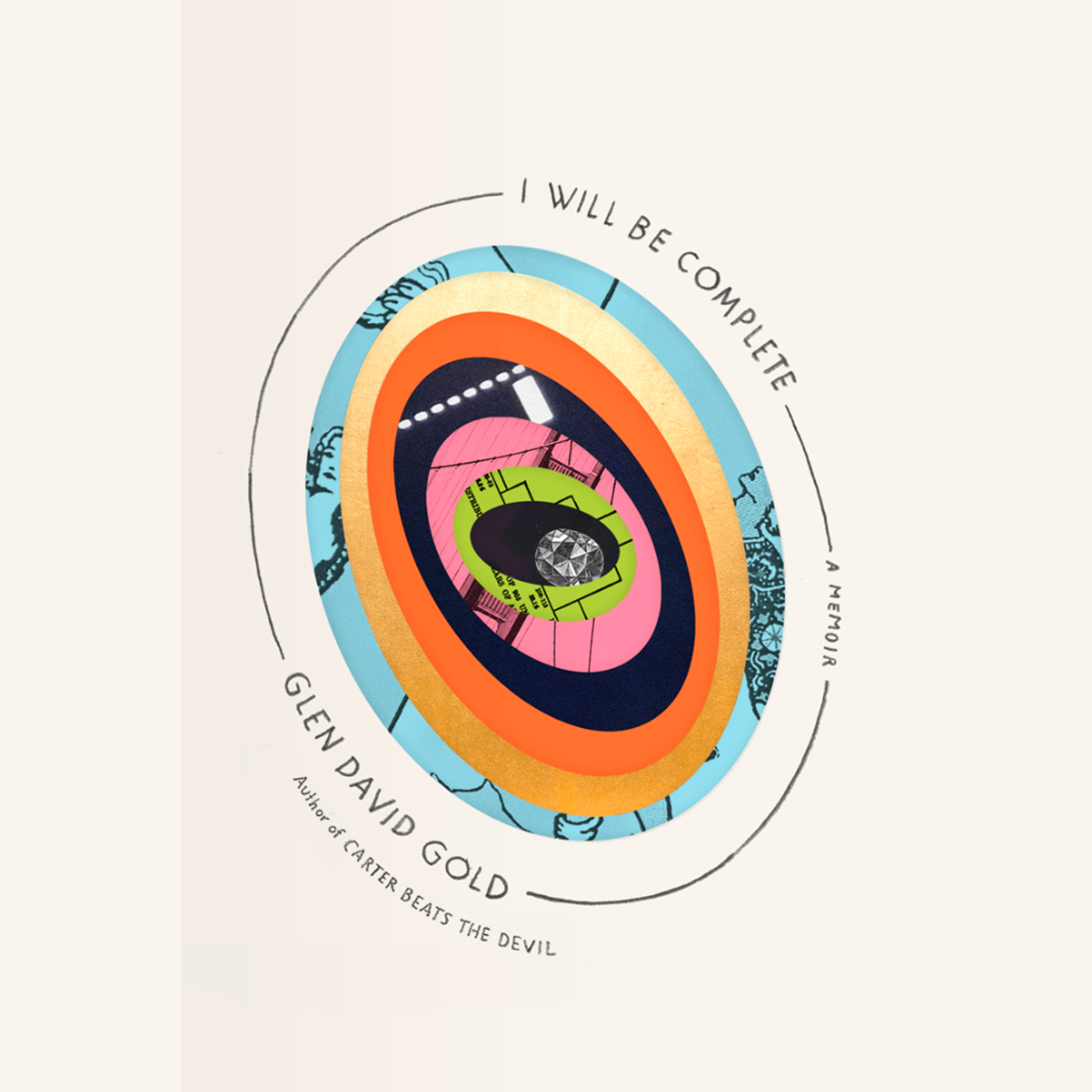 Printable I Will Be Complete: A Memoir Audiobook Cover Art