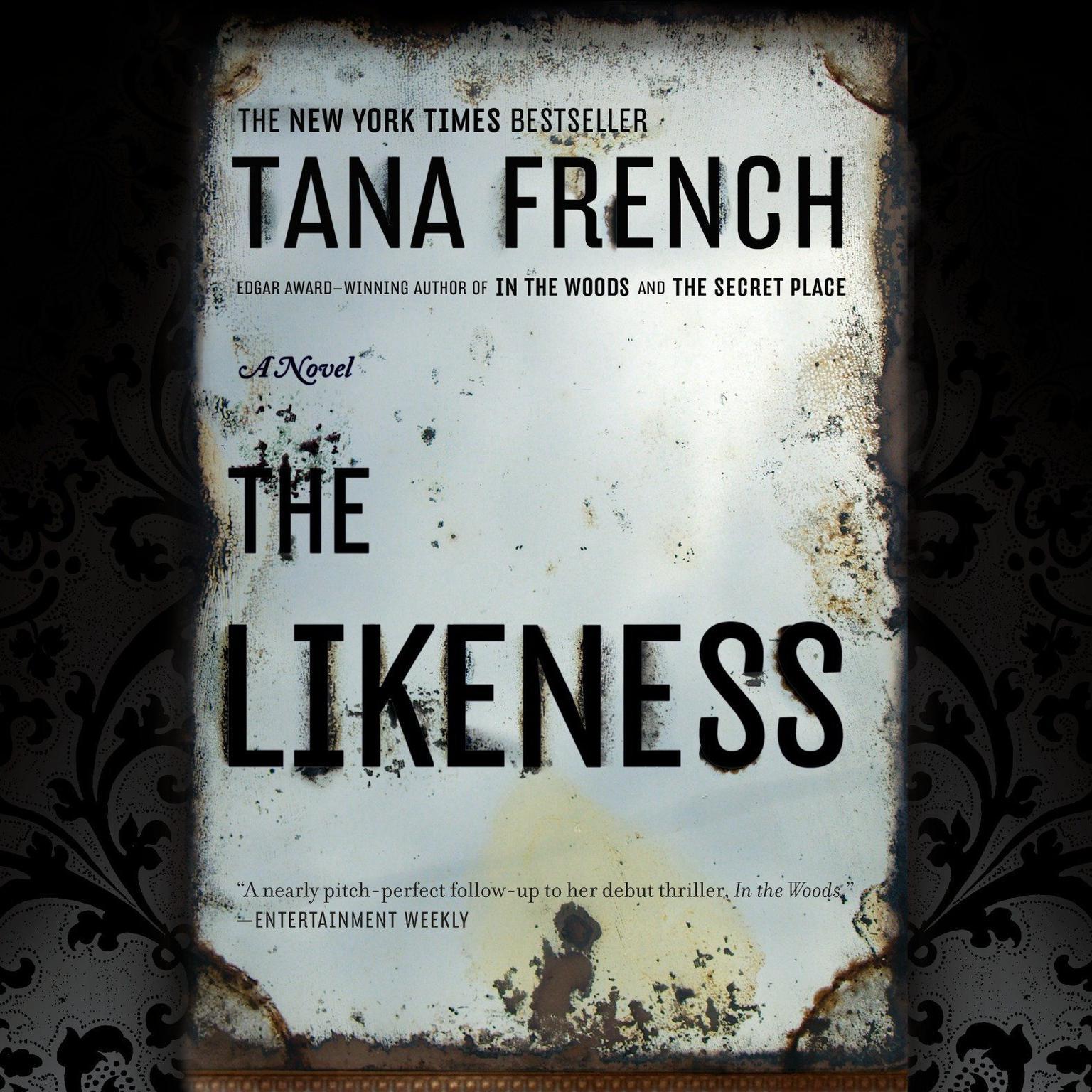 Printable The Likeness: A Novel Audiobook Cover Art
