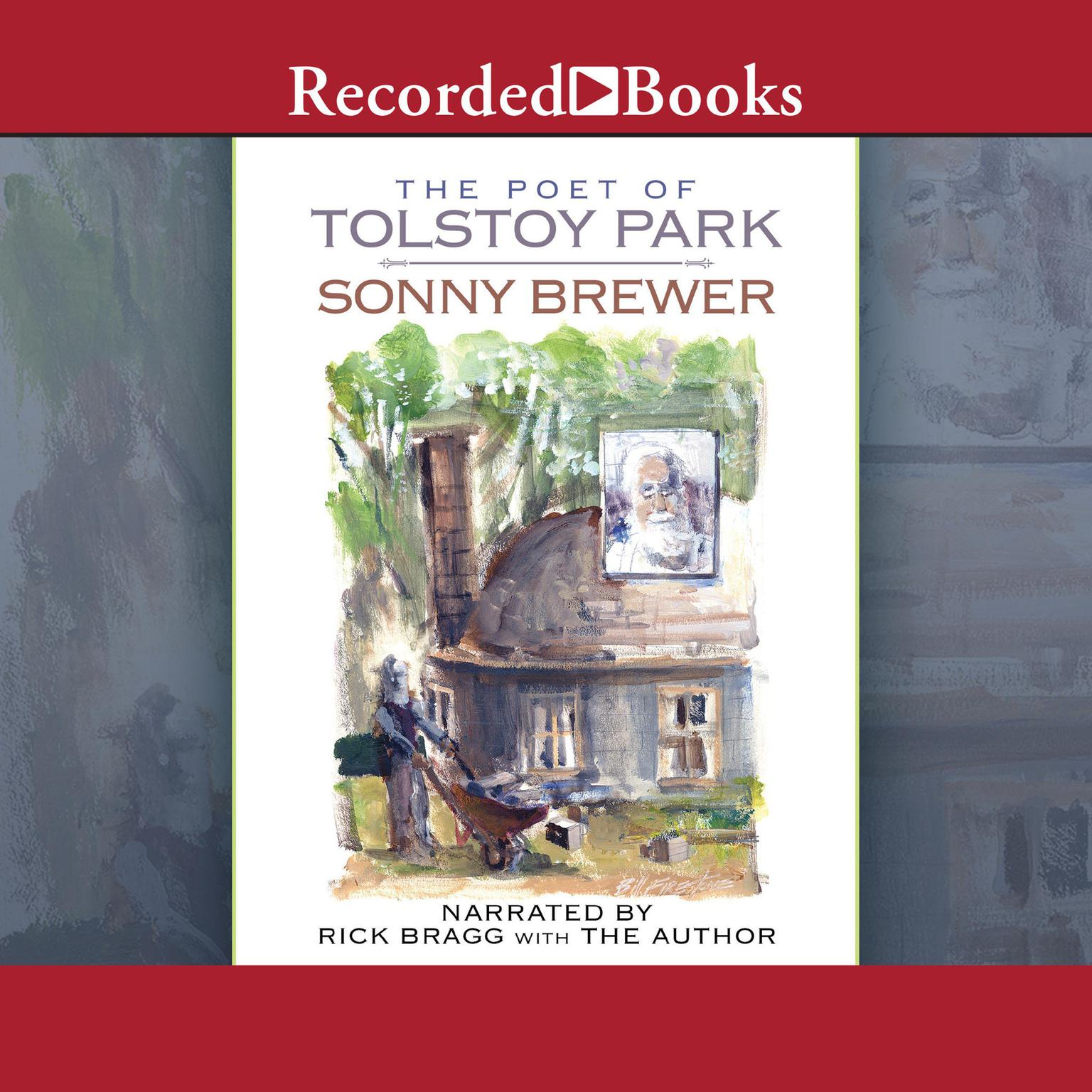 Printable The Poet of Tolstoy Park: A Novel Audiobook Cover Art