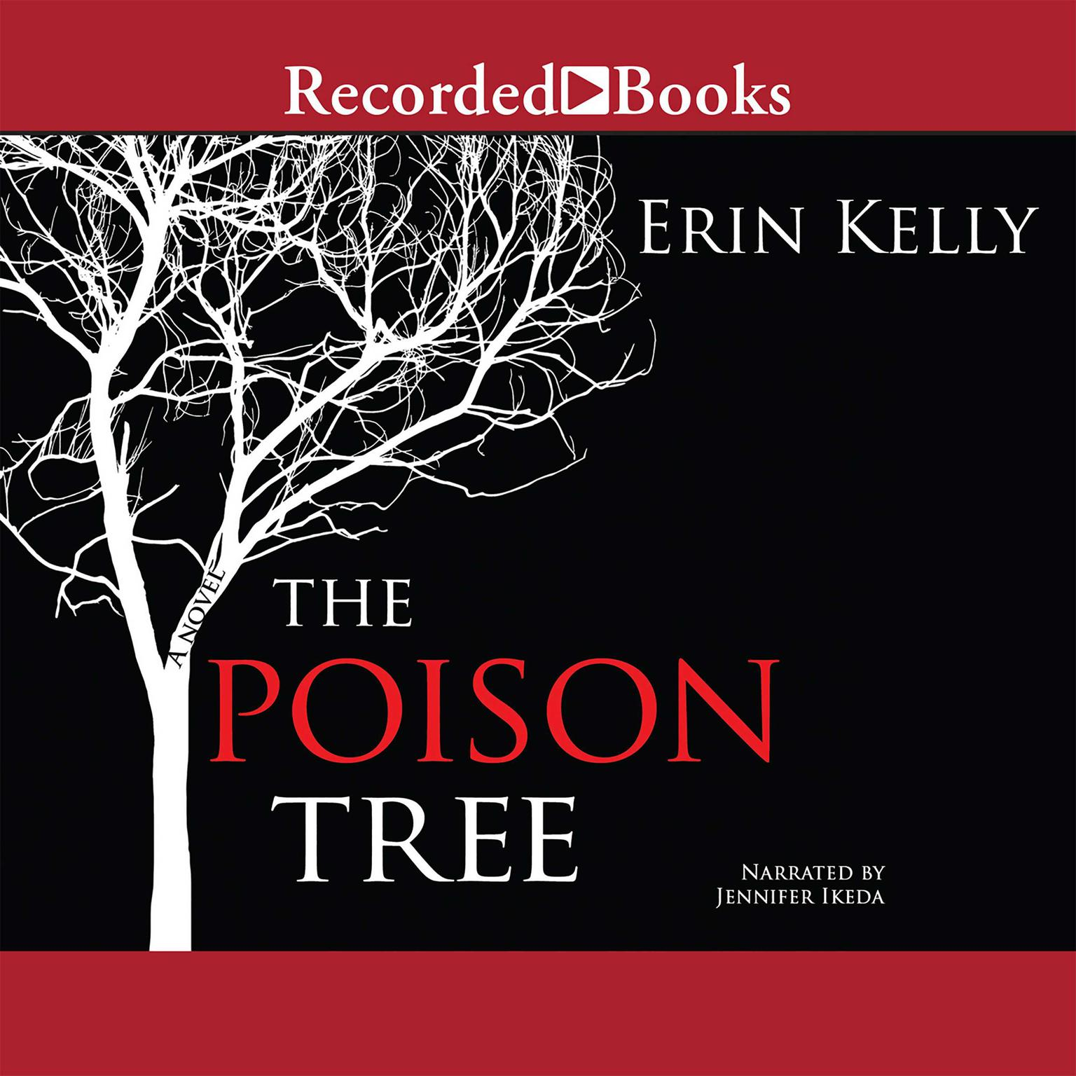 Printable The Poison Tree: A Novel Audiobook Cover Art