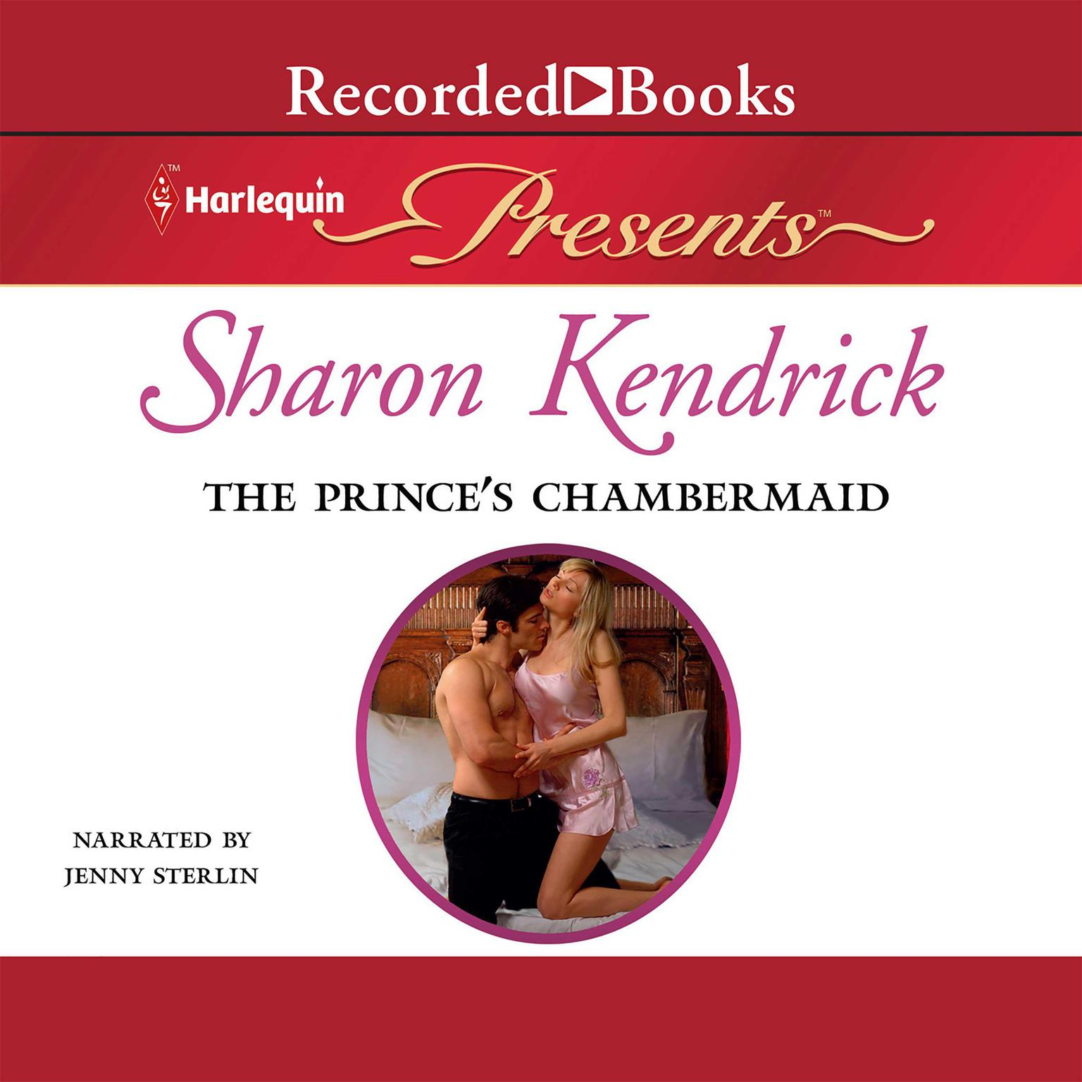 Printable The Prince's Chambermaid Audiobook Cover Art