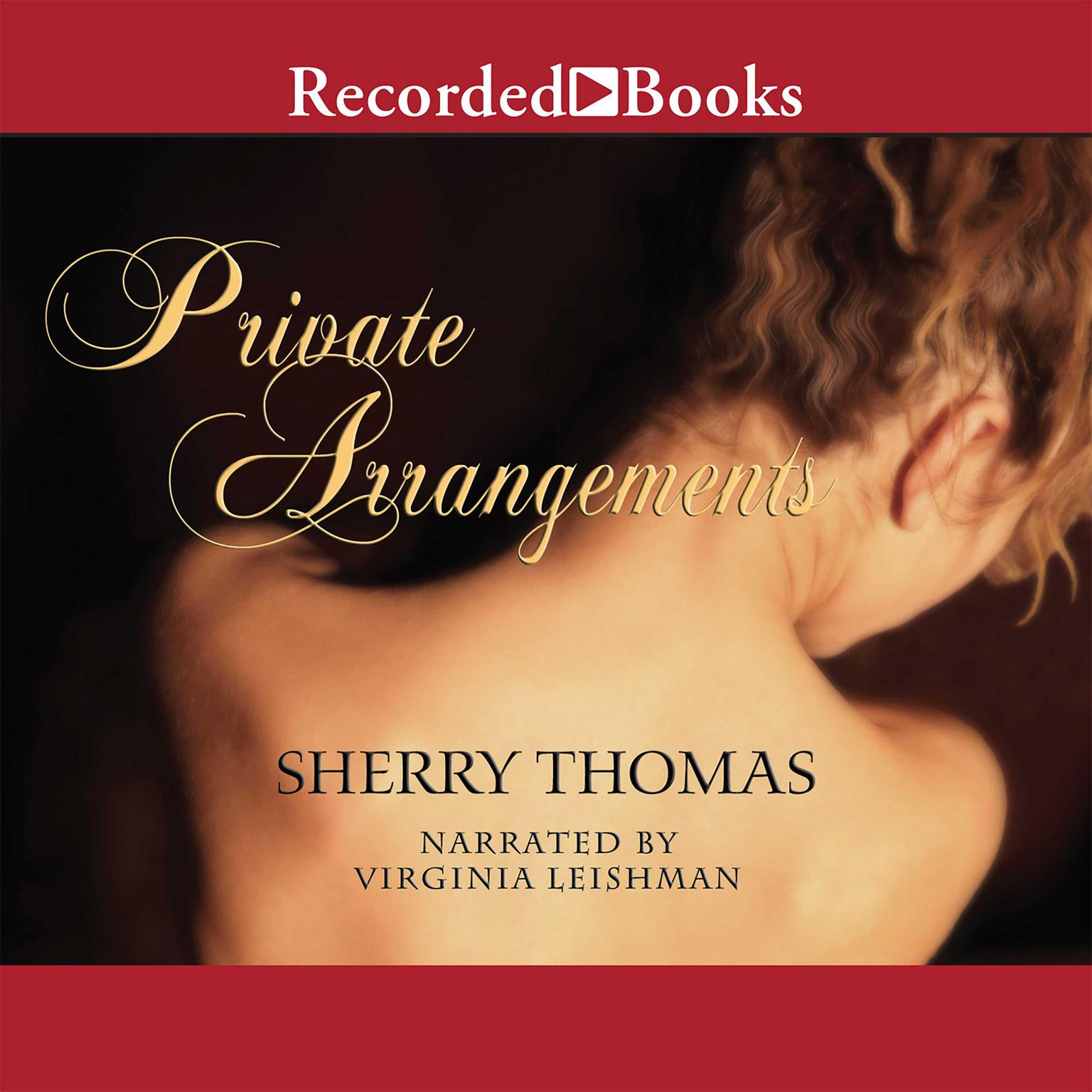 Printable Private Arrangements Audiobook Cover Art
