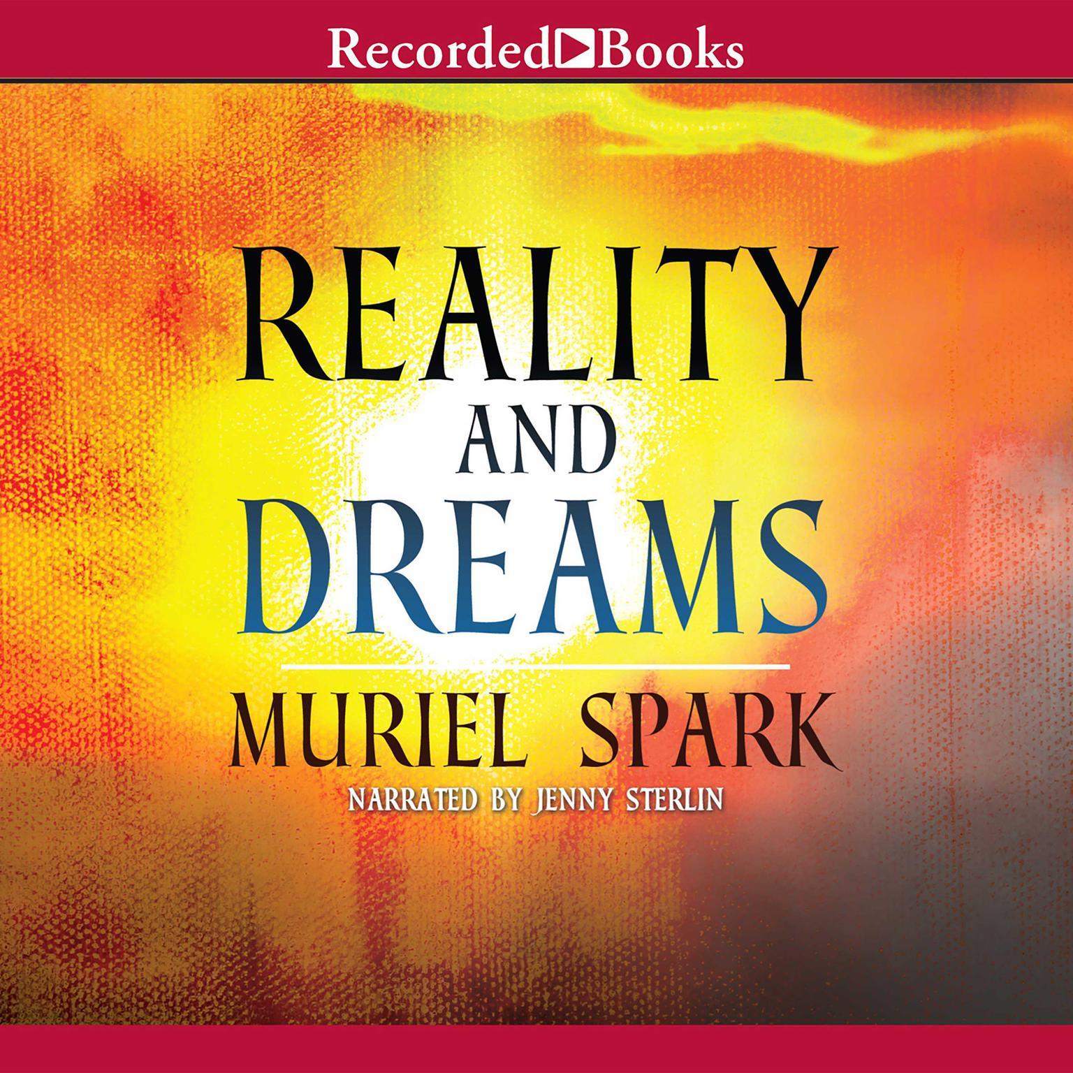 Printable Reality and Dreams: A Novel Audiobook Cover Art