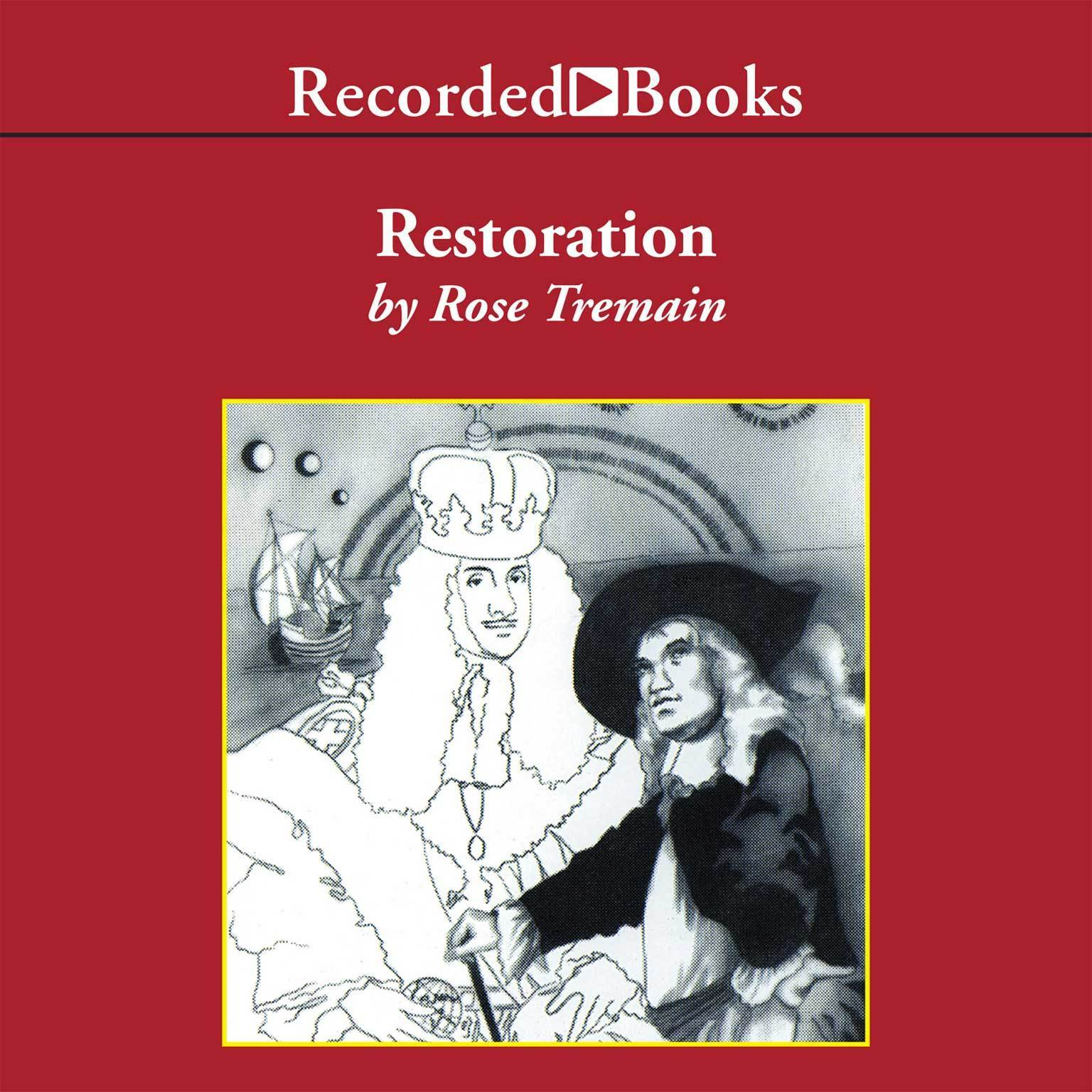 Printable Restoration Audiobook Cover Art