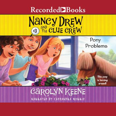 Pony Problems Audiobook, by Carolyn Keene