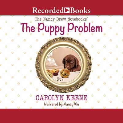The Puppy Problem Audiobook, by Carolyn Keene