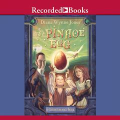 The Pinhoe Egg Audiobook, by Diana Wynne Jones