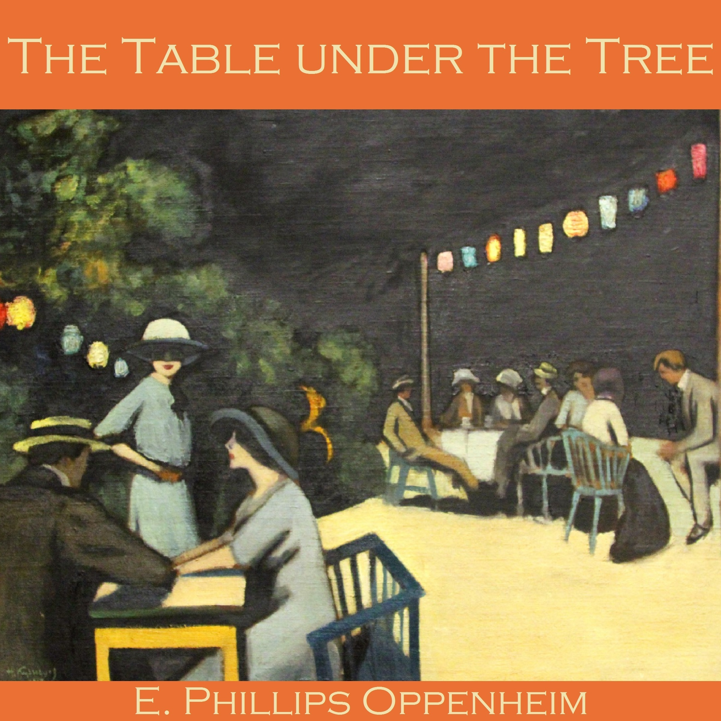Printable The Table under the Tree Audiobook Cover Art