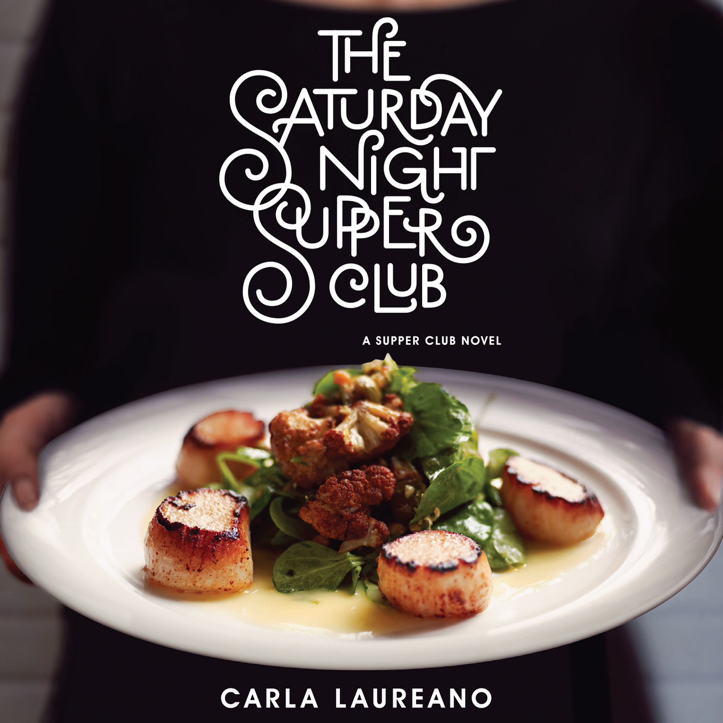 Printable The Saturday Night Supper Club Audiobook Cover Art