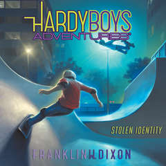 Stolen Identity Audiobook, by Franklin W. Dixon