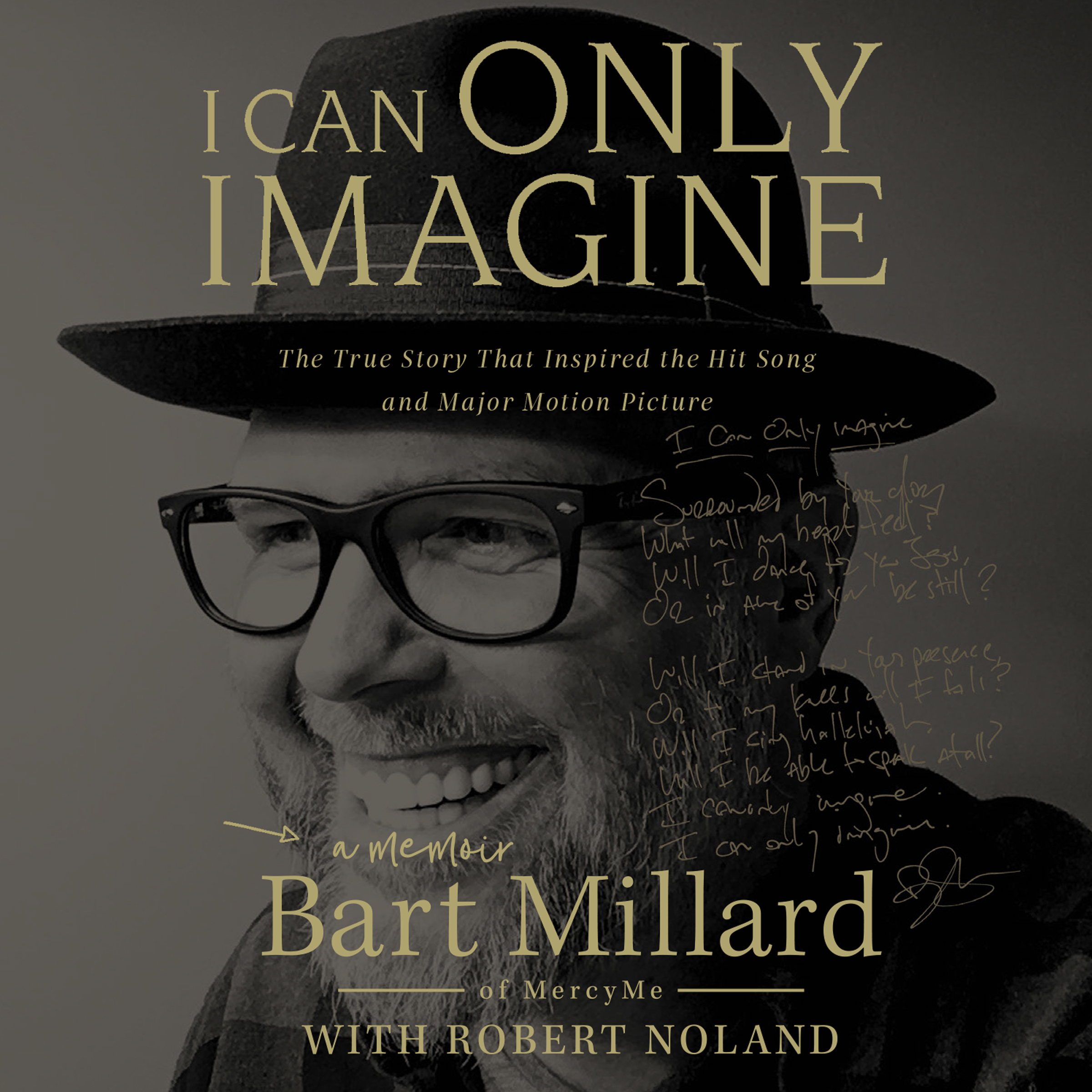 Printable I Can Only Imagine: A Memoir Audiobook Cover Art
