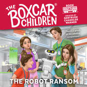 The Robot Ransom Audiobook, by Gertrude Chandler Warner