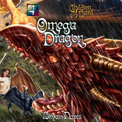 Omega Dragon Audiobook, by Bryan Davis