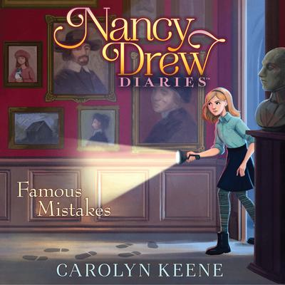 Famous Mistakes Audiobook, by Carolyn Keene