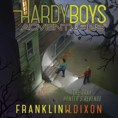The Gray Hunters Revenge Audiobook, by