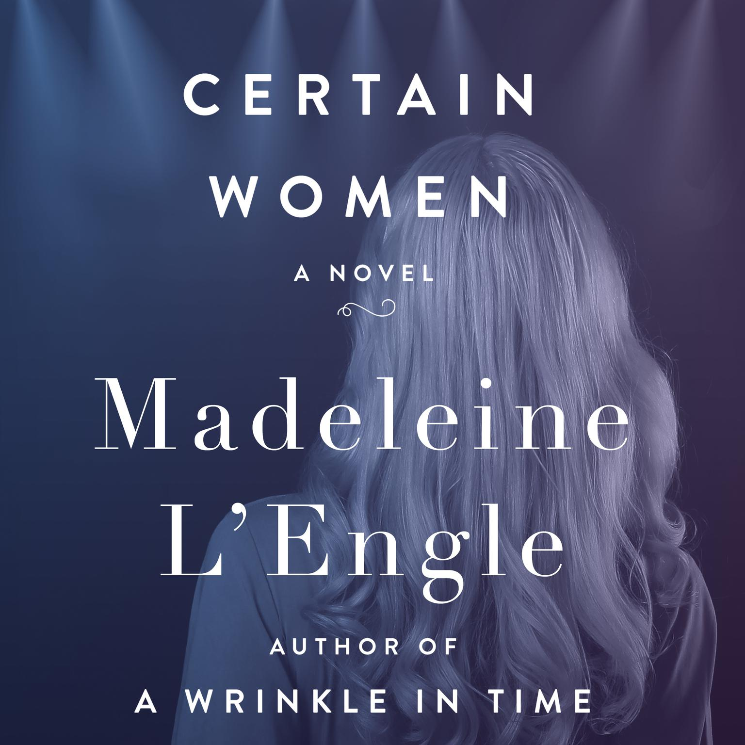 Printable Certain Women: A Novel Audiobook Cover Art