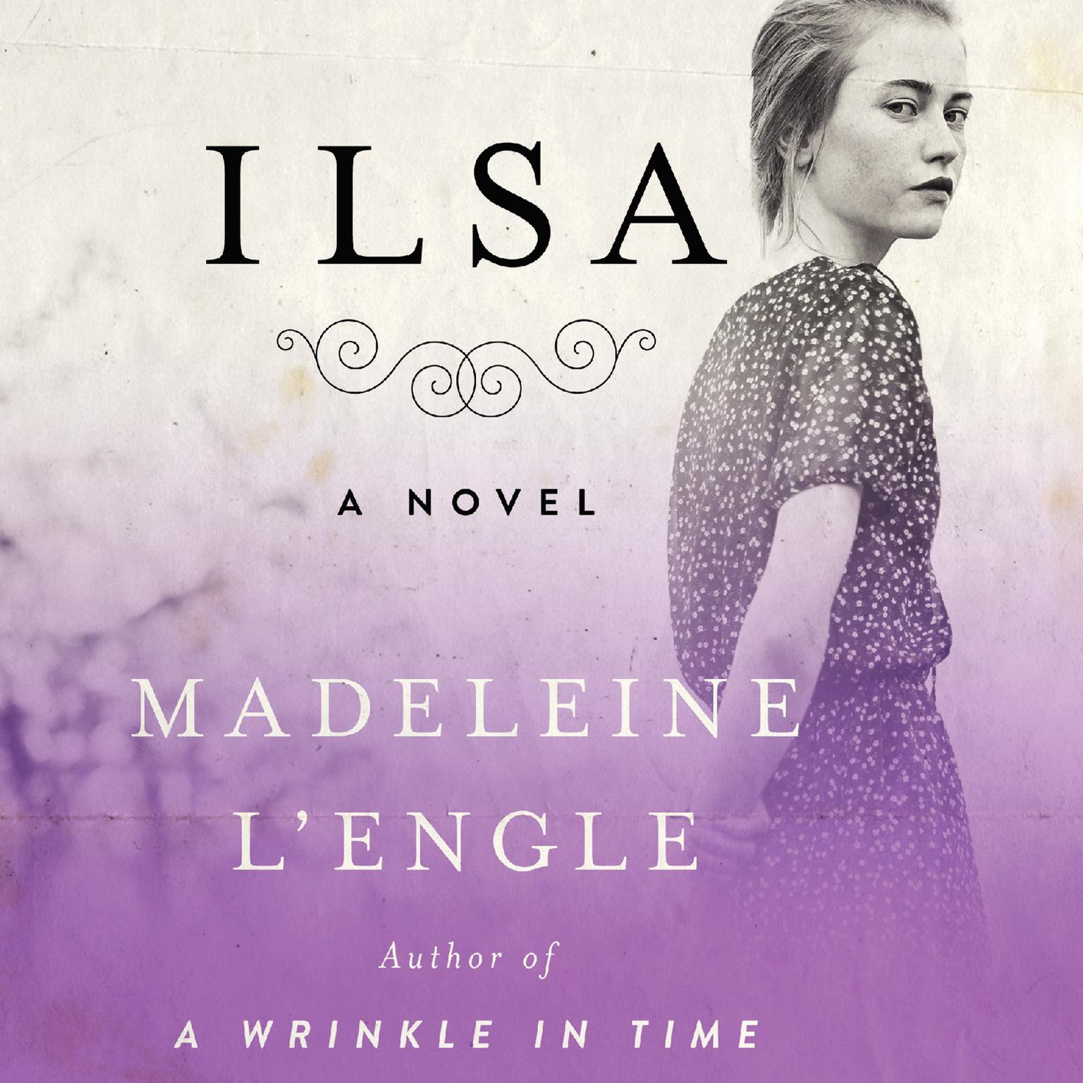 Printable Ilsa: A Novel Audiobook Cover Art