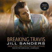 Breaking Travis Audiobook, by Jill Sanders