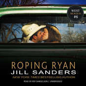 Roping Ryan Audiobook, by Jill Sanders