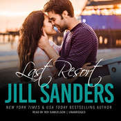 Last Resort Audiobook, by Jill Sanders