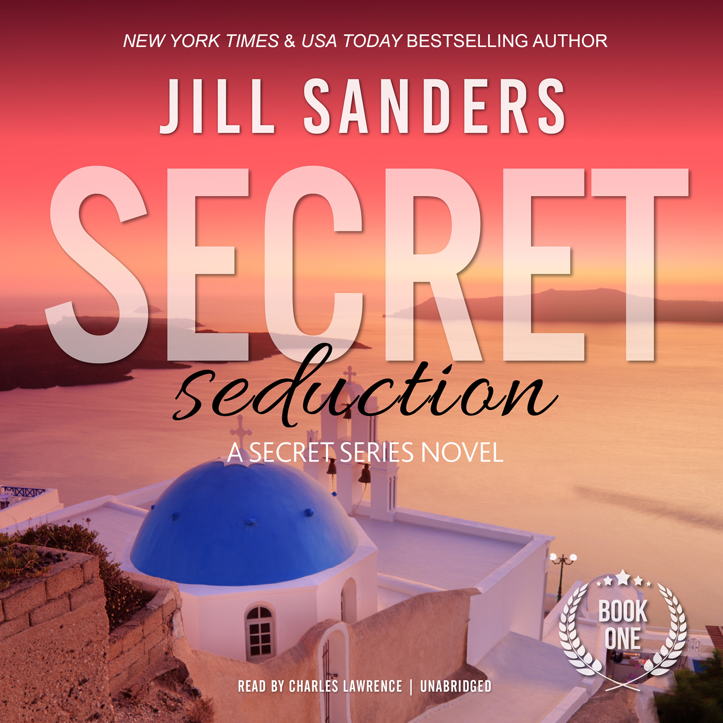 Printable Secret Seduction Audiobook Cover Art