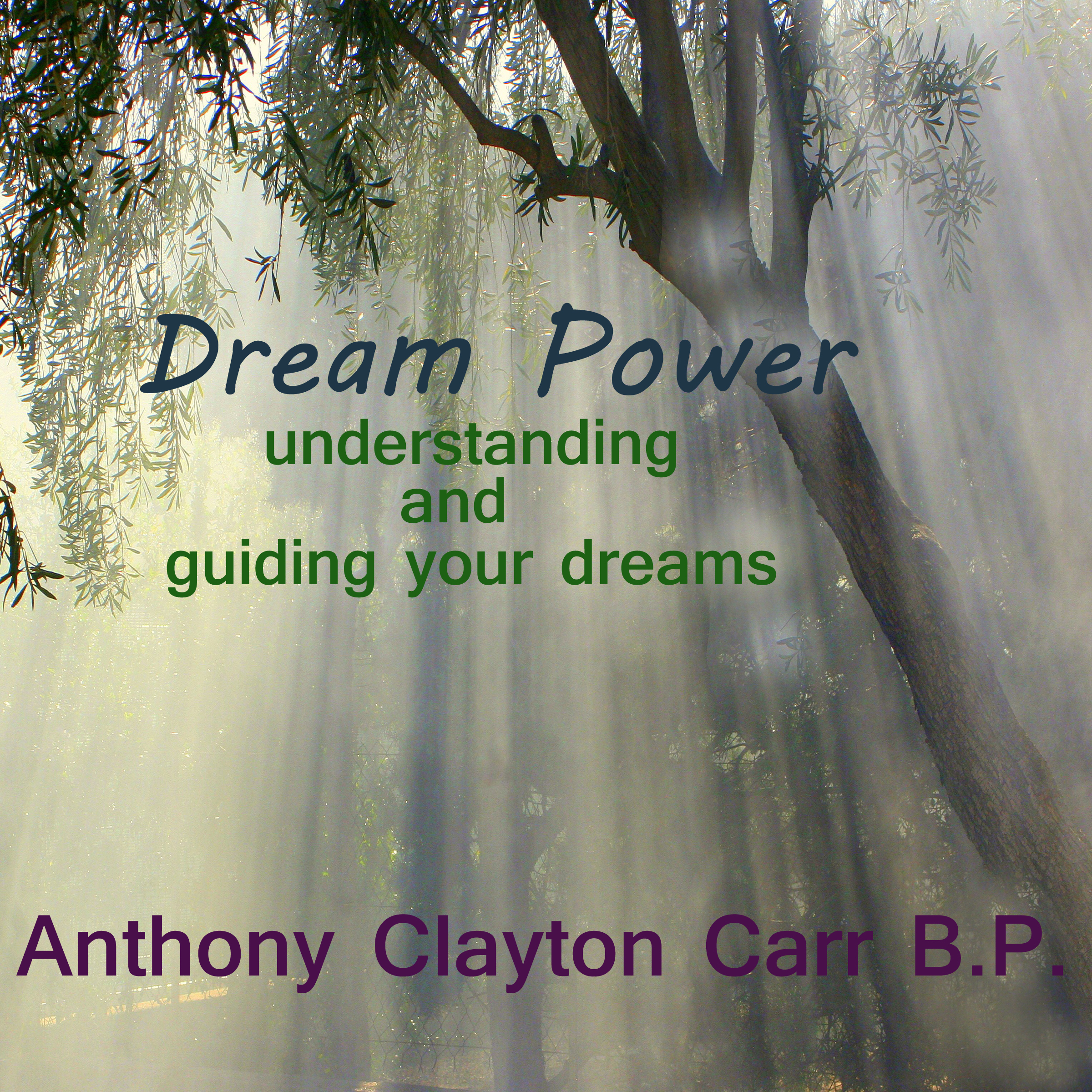 Printable Dream Power: Understanding and Guiding Your Dreams Audiobook Cover Art