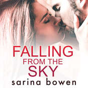 Falling from the Sky Audiobook, by Sarina Bowen