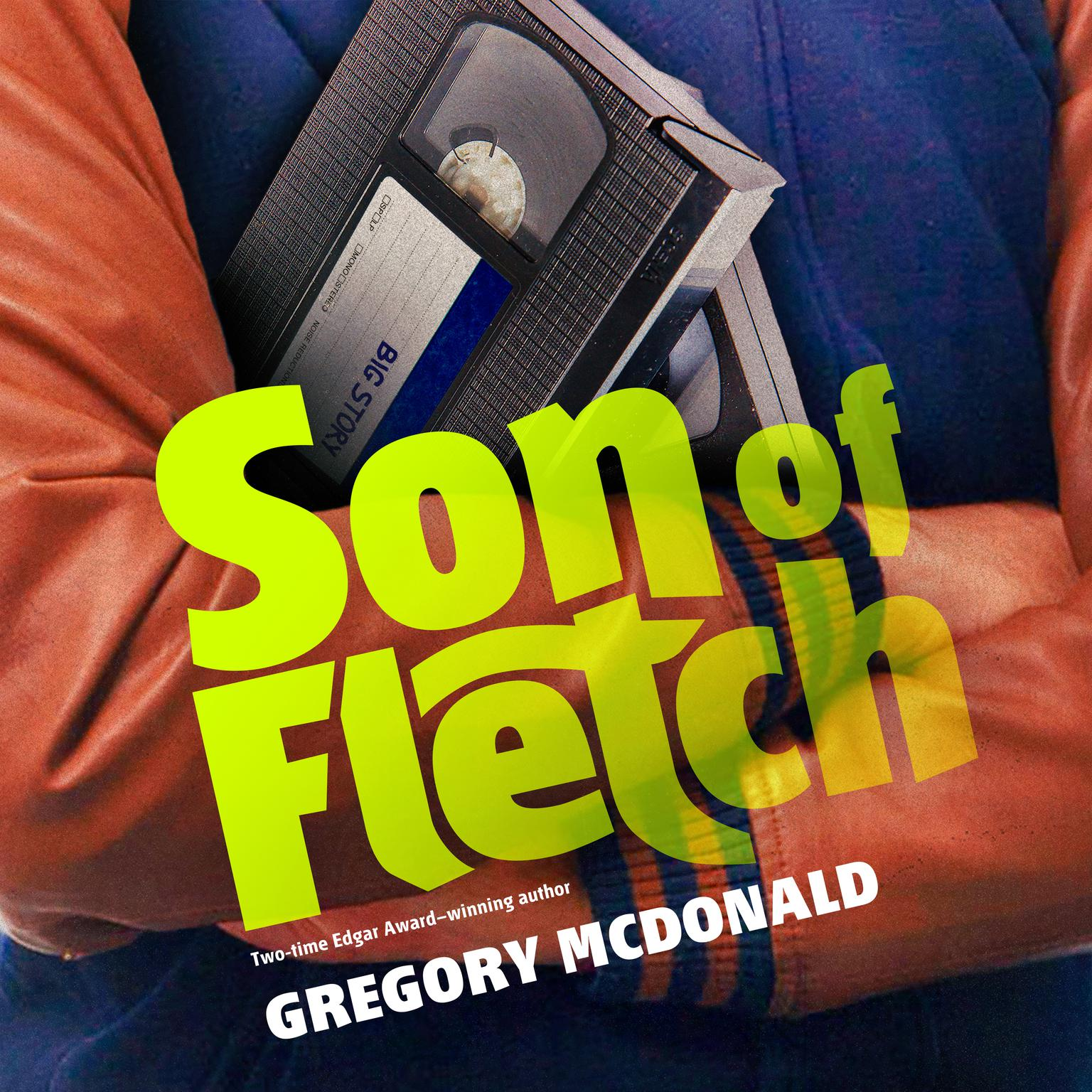 Printable Son of Fletch Audiobook Cover Art