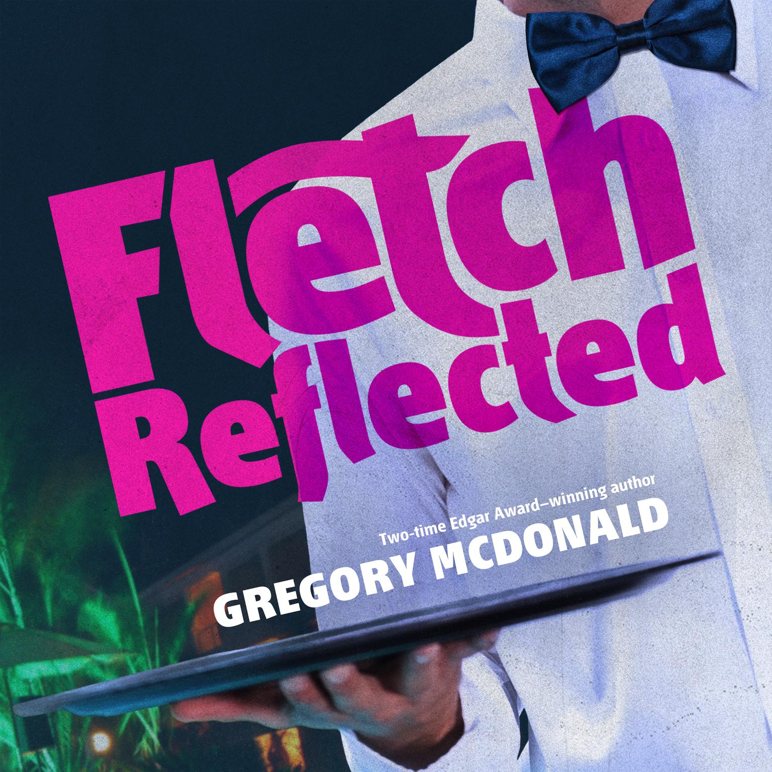 Printable Fletch Reflected  Audiobook Cover Art