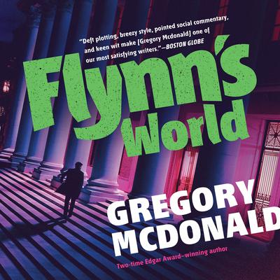 Flynn's World Audiobook, by Gregory Mcdonald