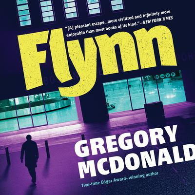 Flynn Audiobook, by Gregory Mcdonald