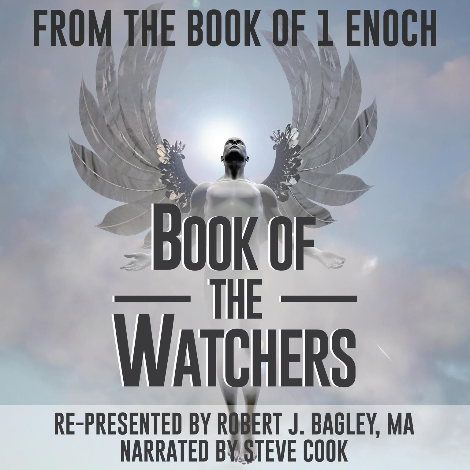 Printable Book of the Watchers: From the Book of Enoch Audiobook Cover Art