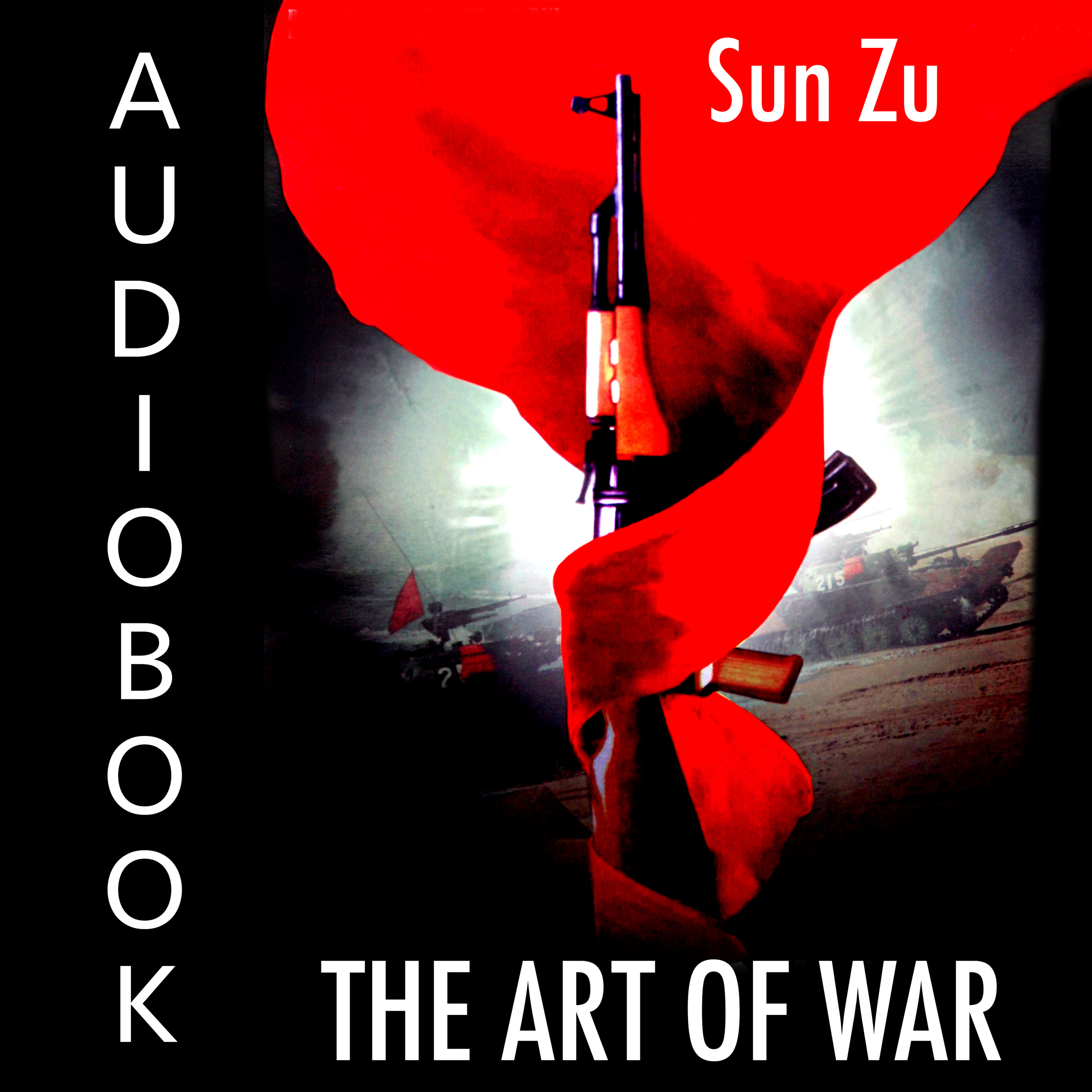 Printable The Art of War Audiobook Cover Art