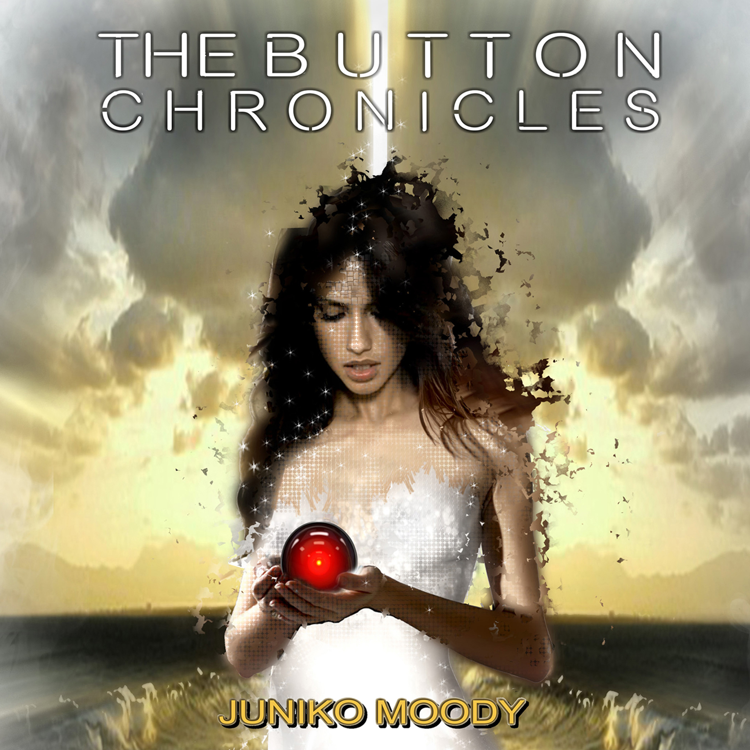 Printable The Button Chronicles Audiobook Cover Art