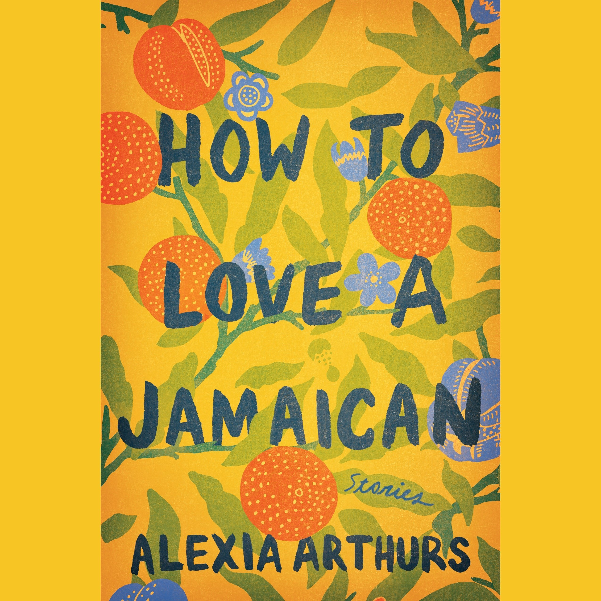 Printable How to Love a Jamaican: Stories Audiobook Cover Art