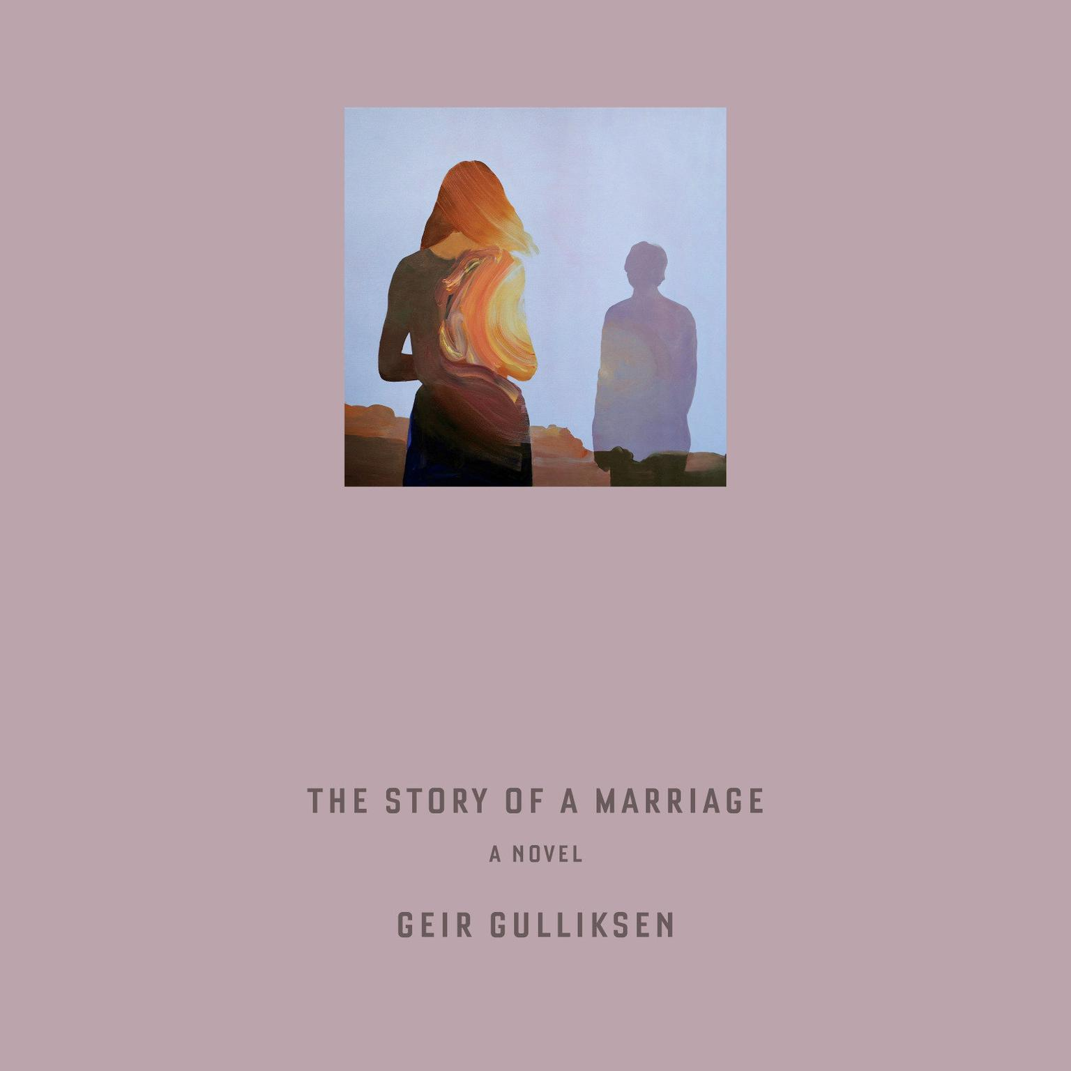 Printable The Story of a Marriage: A Novel Audiobook Cover Art