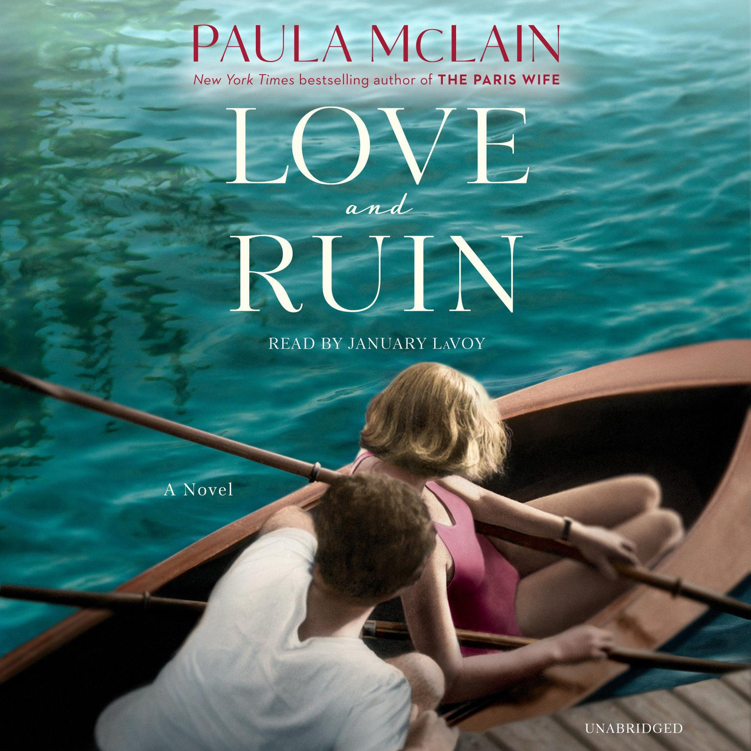 Printable Love and Ruin: A Novel Audiobook Cover Art