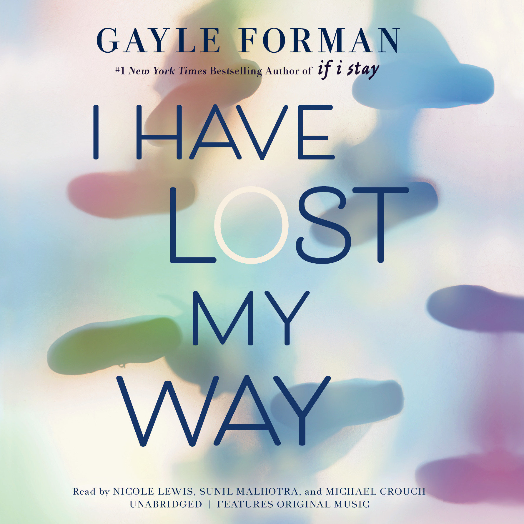 Printable I Have Lost My Way Audiobook Cover Art