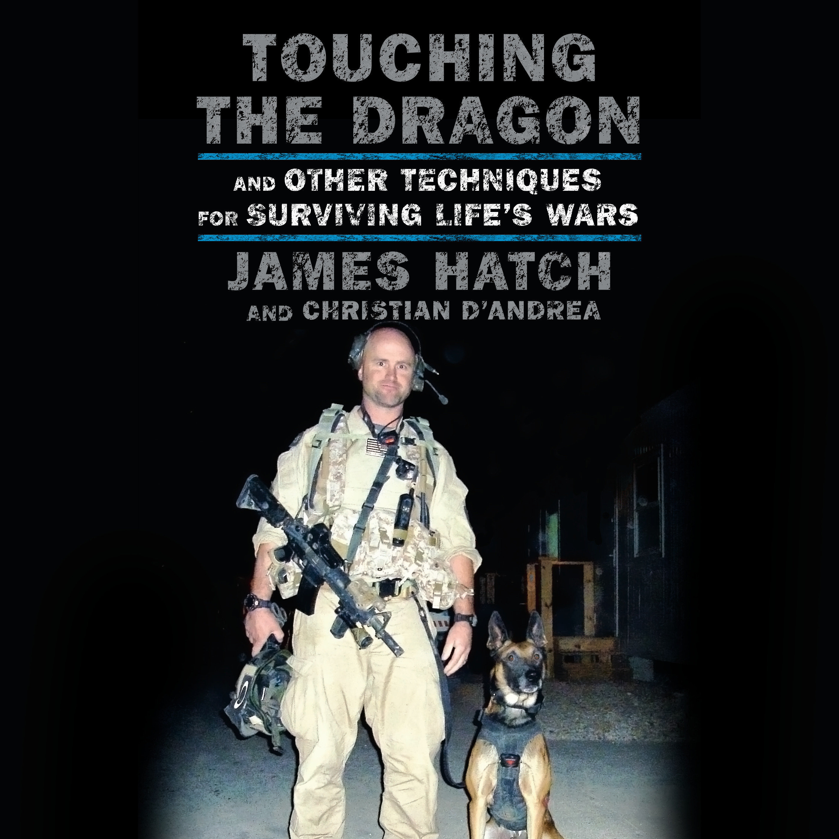 Printable Touching the Dragon: And Other Techniques for Surviving Life's Wars Audiobook Cover Art