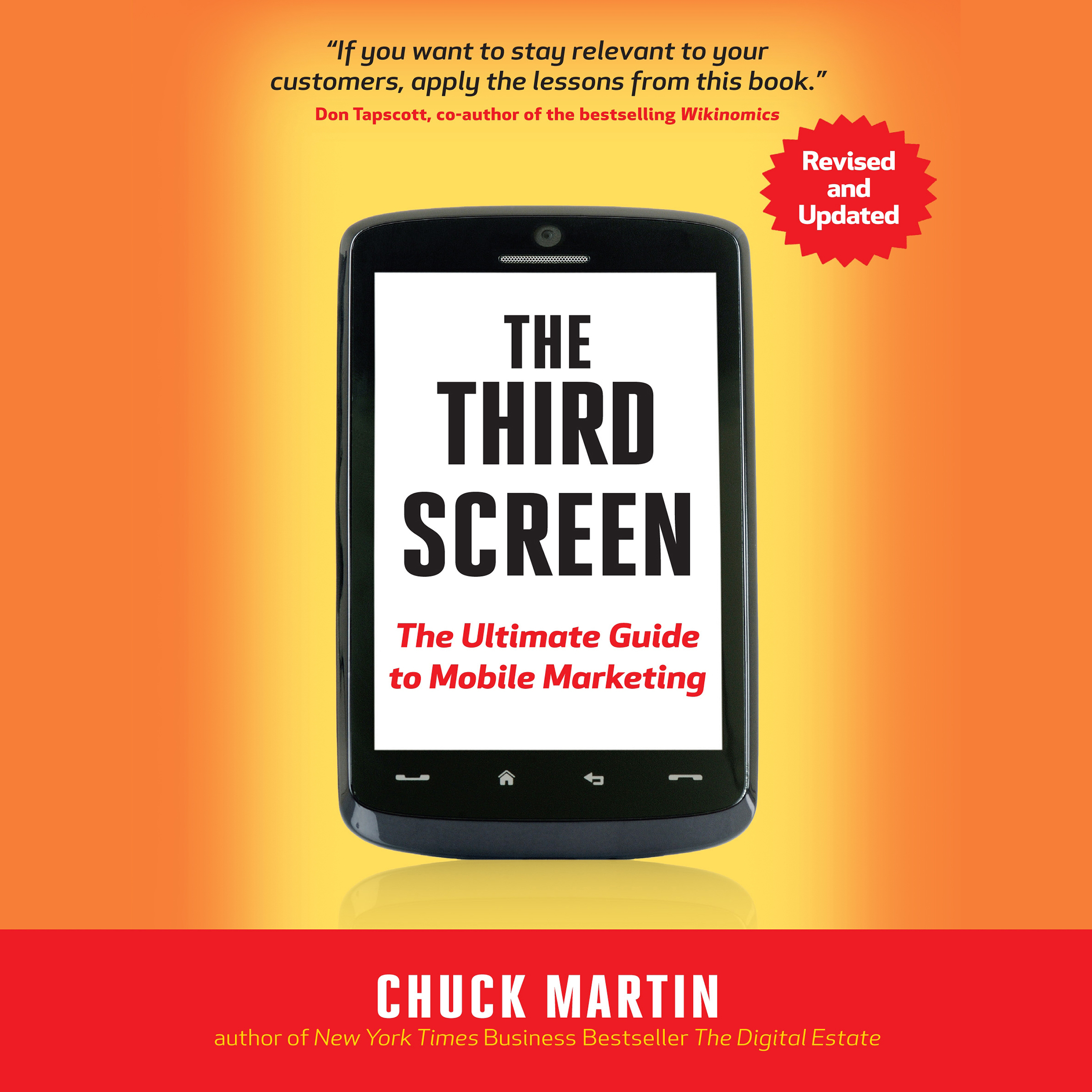 Printable The Third Screen: The Ultimate Guide to Mobile Marketing Audiobook Cover Art
