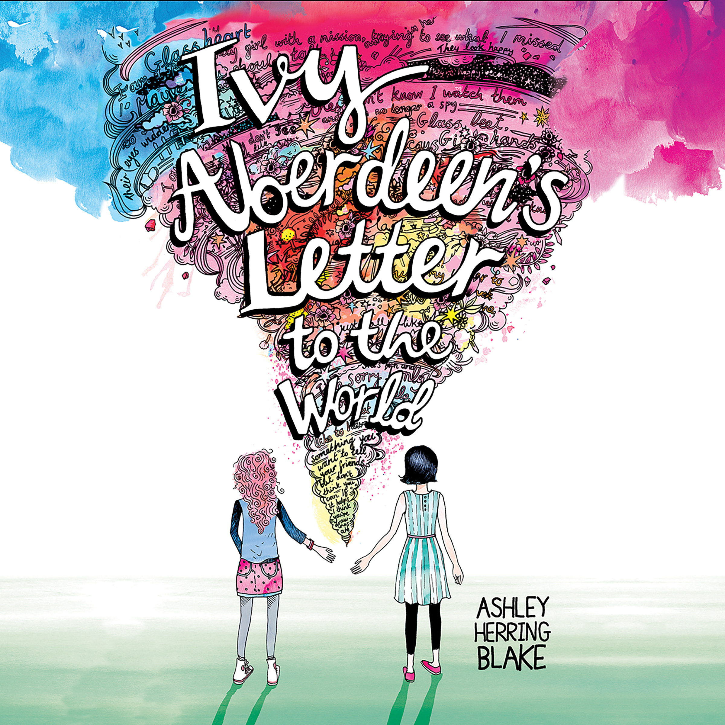 Printable Ivy Aberdeen's Letter to the World Audiobook Cover Art