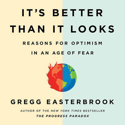 Its Better Than It Looks: Reasons for Optimism in an Age of Fear Audiobook, by Gregg Easterbrook