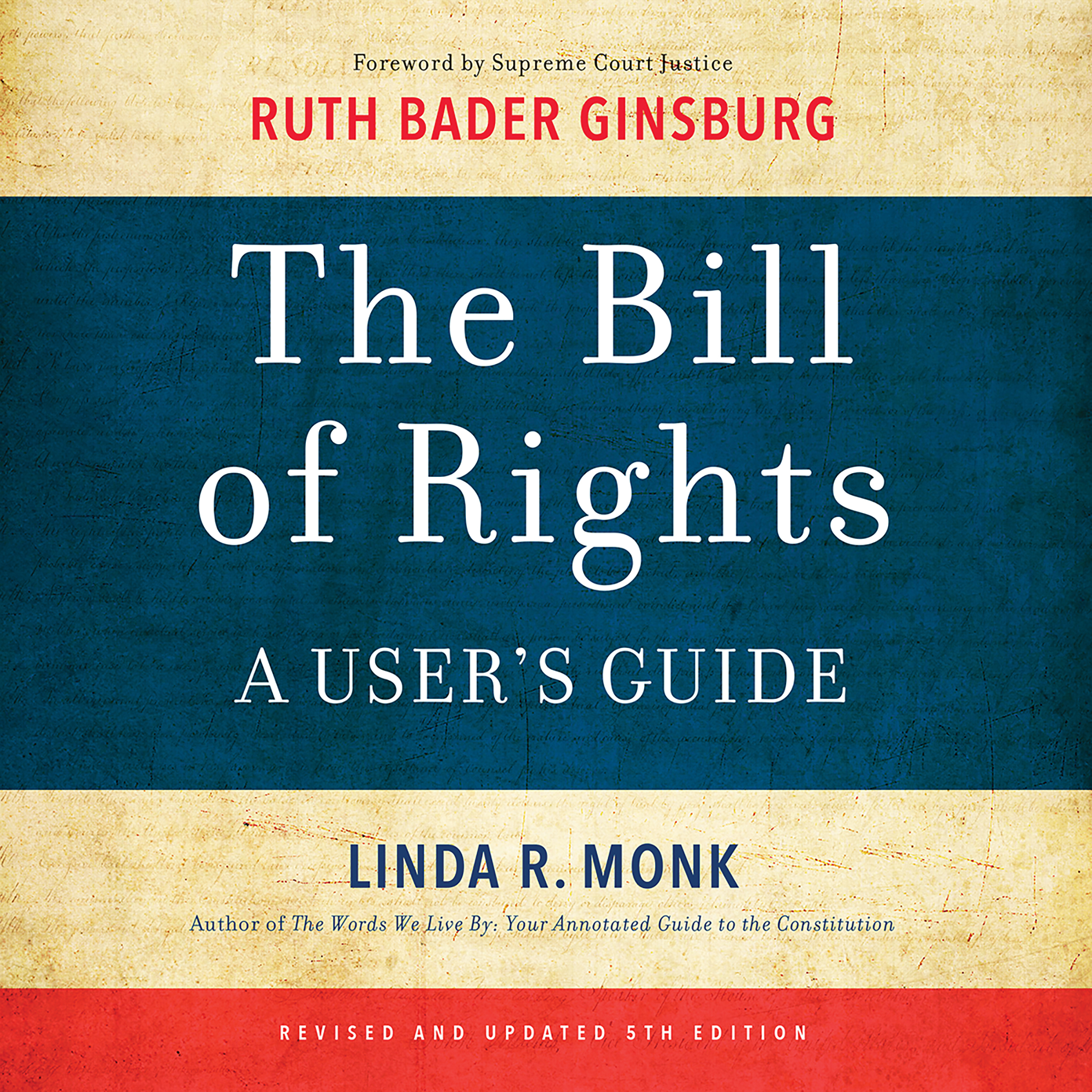 Printable The Bill of Rights: A User's Guide Audiobook Cover Art