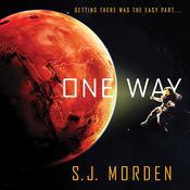 One Way Audiobook, by S. J. Morden