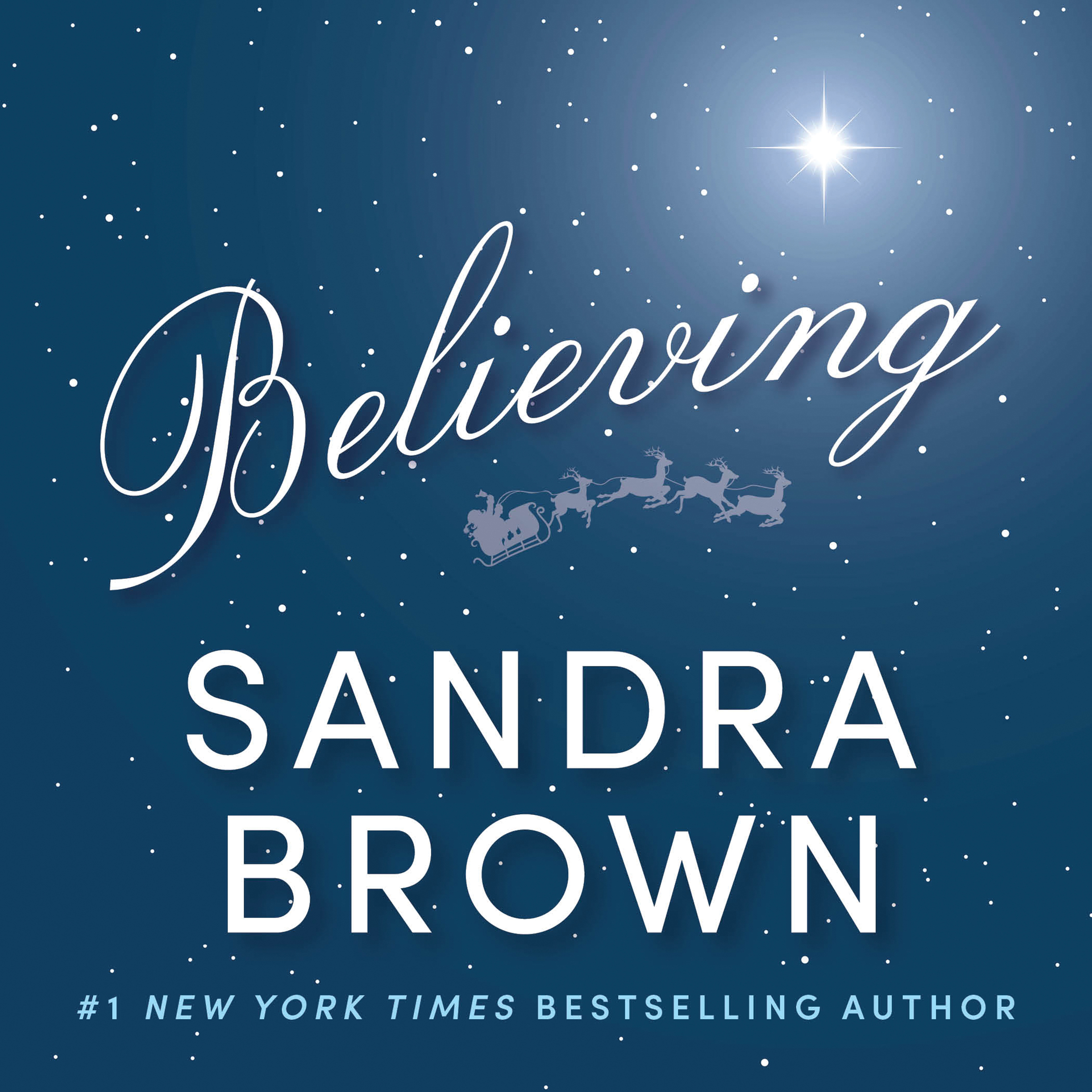 Printable Believing Audiobook Cover Art