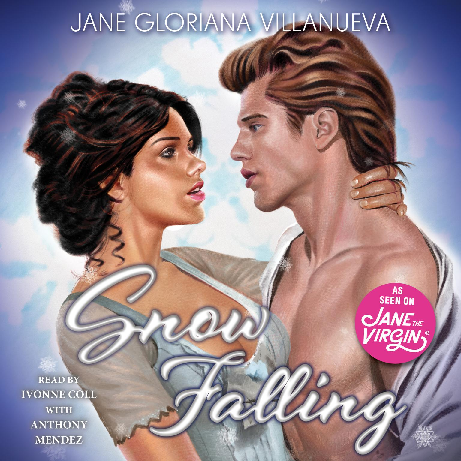 Printable Snow Falling: A Romance Novel Audiobook Cover Art